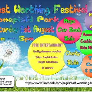 East Worthing Festival